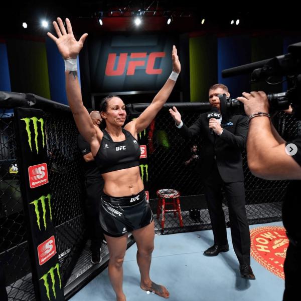 ¿Qué son las MMA? Características, estilos y reglas Marion Reneau