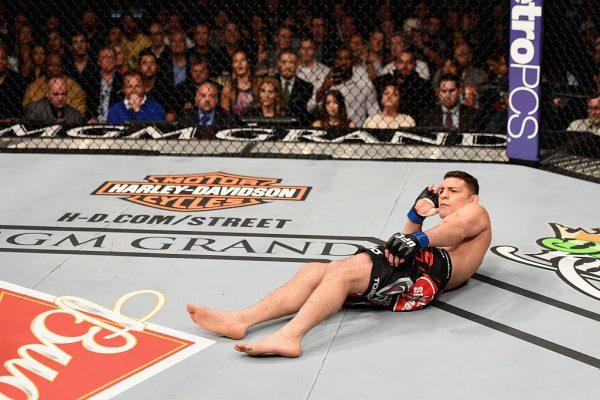 ¿Qué son las MMA? Características, estilos y reglas Nick Díaz