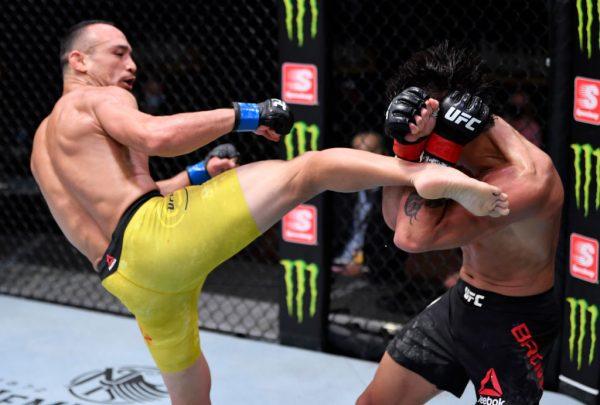 ¿Qué son las MMA? Características, estilos y reglas Patadas