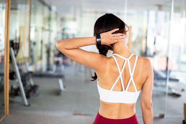 Remo cuello menton diferentes variantes musculos que trabajan