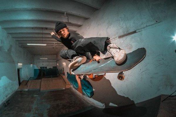 Skate: qué es, normas y cómo saber elegir una tabla Olimpiadas