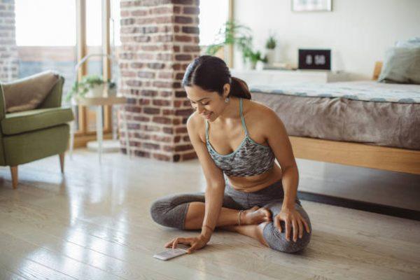 Aplicaciones te ayudan a entrenar en casa
