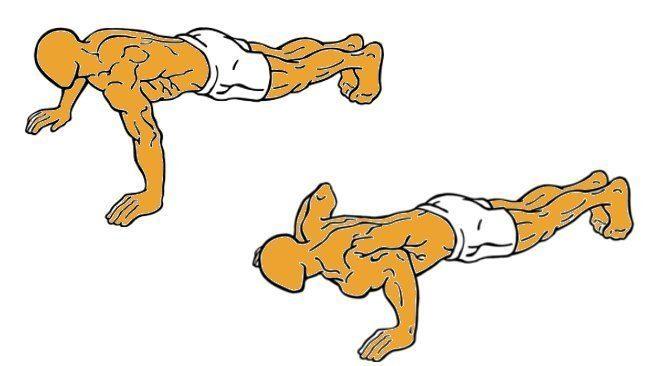 Como-se-hacen-las-Flexiones-de-brazos