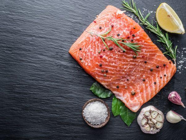 Como tomar la argininia salmon