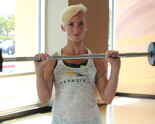 Consejos curl biceps con barra
