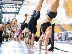 Rutinas CrossFit para principiantes 2015