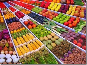Food Color Spectrum