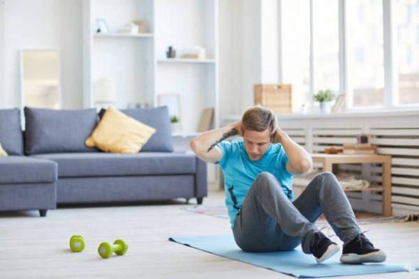 Accesorios para poder entrenar en casa