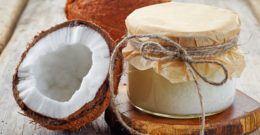 Los usos del aceite de coco : beneficios y propiedades