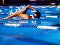 La respiración en natación