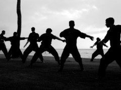 Cómo entrenar como un ninja – tablas