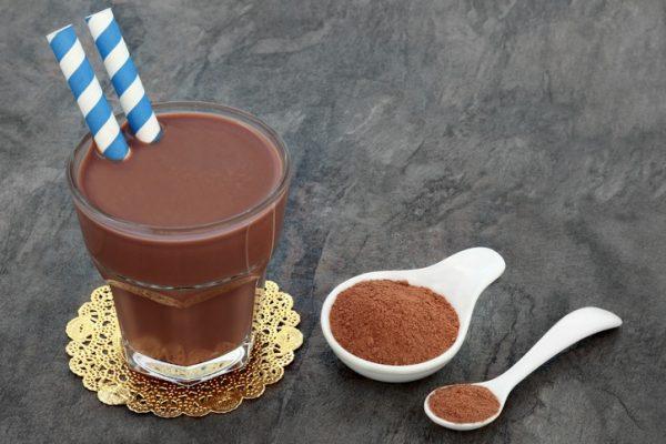Como tomar maca con chocolate