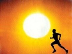 Correr y el clima