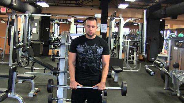 curl biceps pronacion