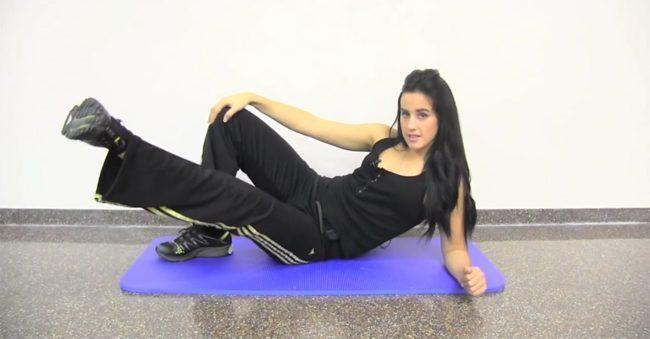 ejercicio pierna base