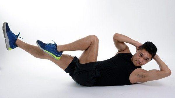 Ejercicios pilates abdominales