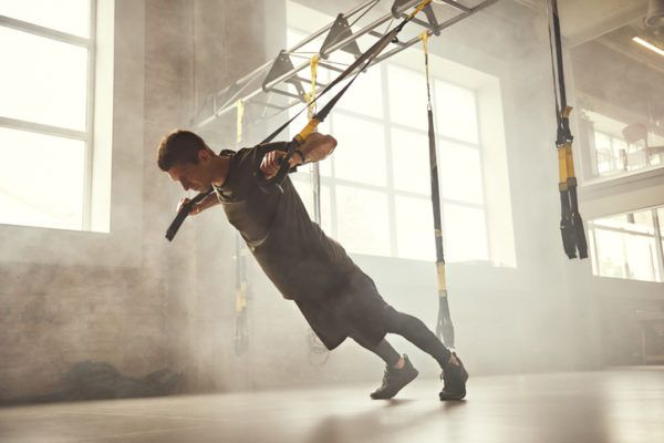 Entrenamiento en superficies inestables beneficios peligros tipos trx