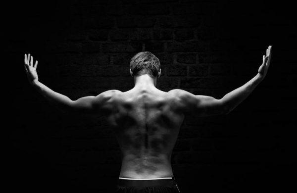 Espalda dominadas