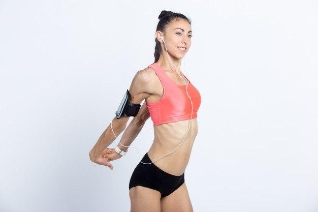 Estiramientos brazo pectoral