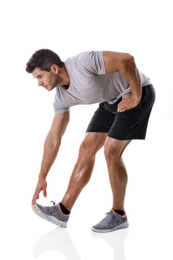 Estiramientos para todo el cuerpo para piernas tocar puntera