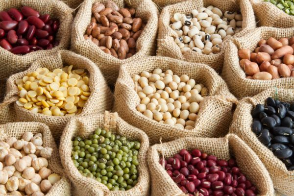 La mejor forma de alimentarse para cuidarse durante la cuarentena legumbres