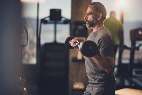Las claves para ganar masa muscular a partir de los 40
