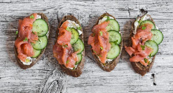 Las mejores recetas para perder peso sin pasar hambre salmon ahumado