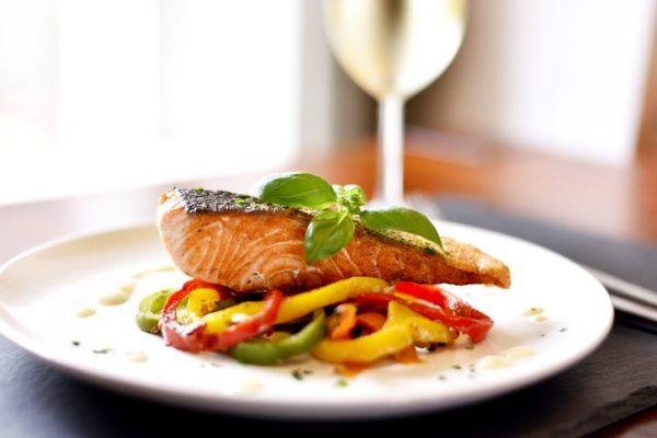 Las mejores recetas para perder peso sin pasar hambre salmon