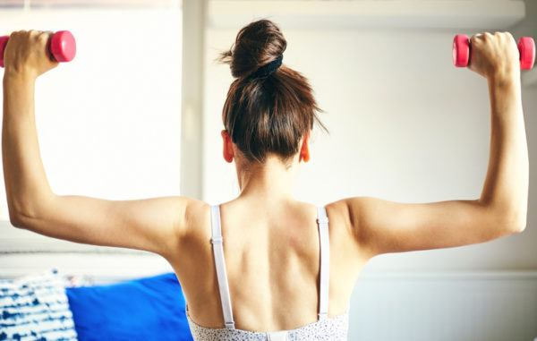 Los mejores ejercicios para entrenar la espalda en casa accesorios