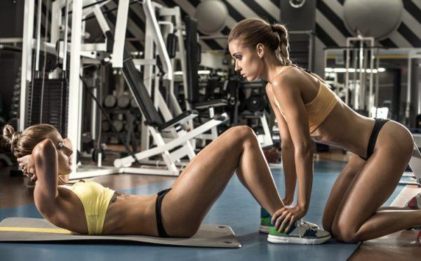Los mejores ejercicios para los grupos musculares abs