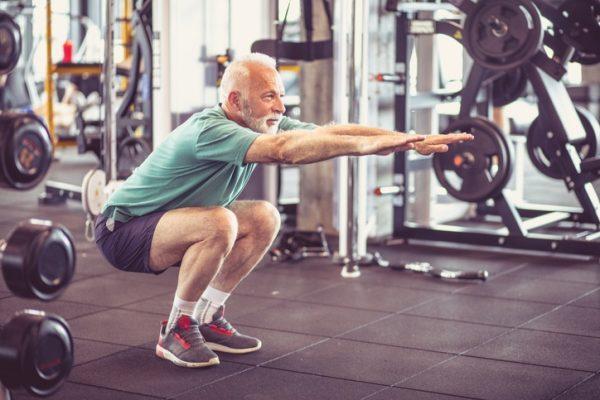 Los mejores ejercicios para los grupos musculares sentadilla