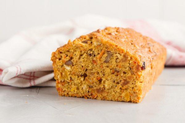 Los mejores postres proteicos tarta zanahoria nueces