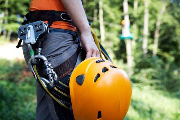 Material escalada casco