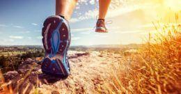 Andar y correr en ayunas para adelgazar