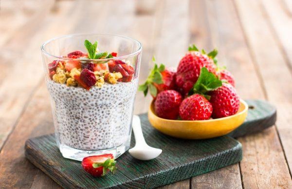 Propiedades y beneficios de las semillas de chia alto contenido en omega tres