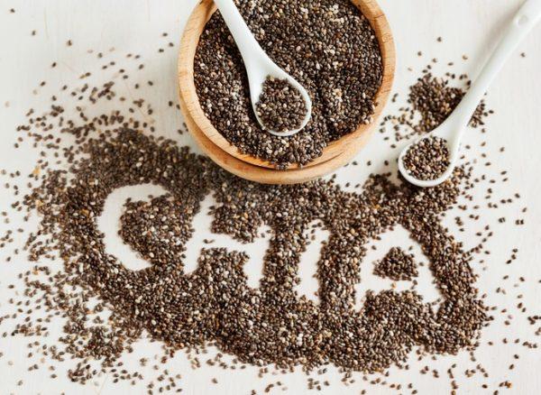 Propiedades y beneficios de las semillas de chia dietas