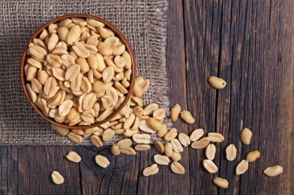 Propiedades y beneficios del cacahuete calorias