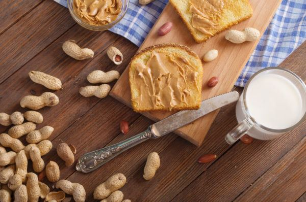 Propiedades y beneficios del cacahuete desarrollo muscular