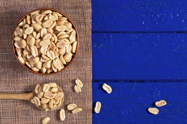Que es el cacahuete familia leguminosas