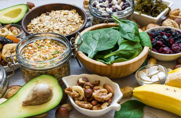 Que es el potasio la importancia en el deporte alimentos
