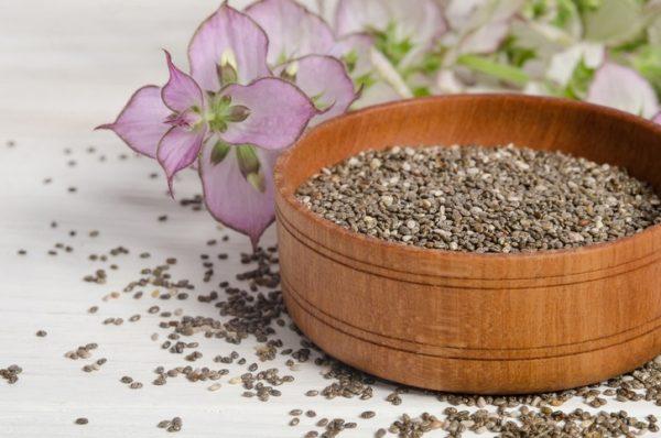 Que son las semillas de chia vitaminas y minerales