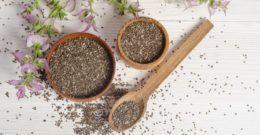Propiedades y beneficios de las semillas de chia
