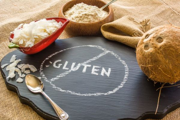 Sin gluten xantana
