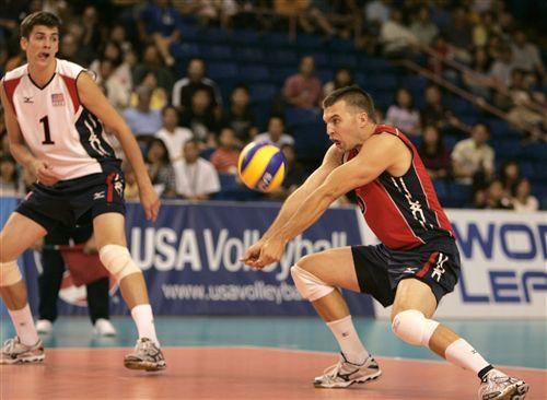Posiciones en voleibol
